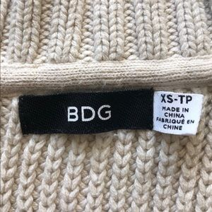 BDG Sweaters - Classic Cable Knit Sweater